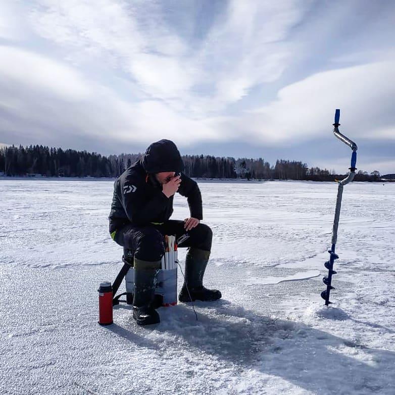 Костюм для зимней рыбалки