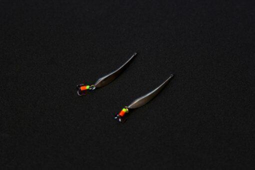 Ча-Ча-Ча - зимняя блесна для ловли спортивного окуня