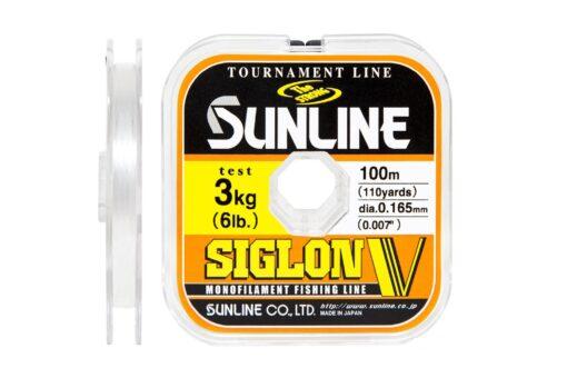 Леска Sunline Siglon V внесена в рейтинг IGFA как леска высокого уровня для спортивной рыбалки.